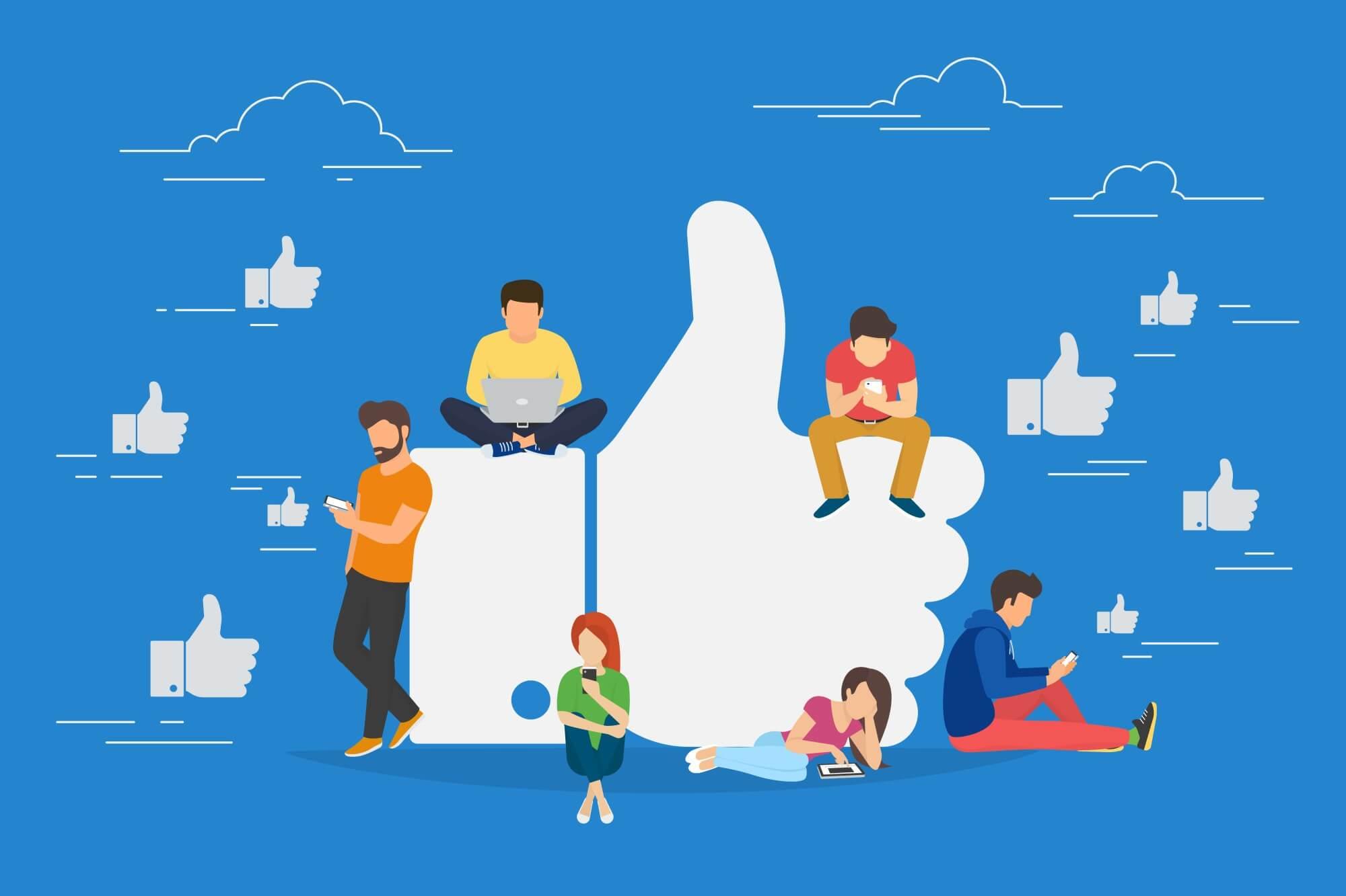 Acquista Like Facebook