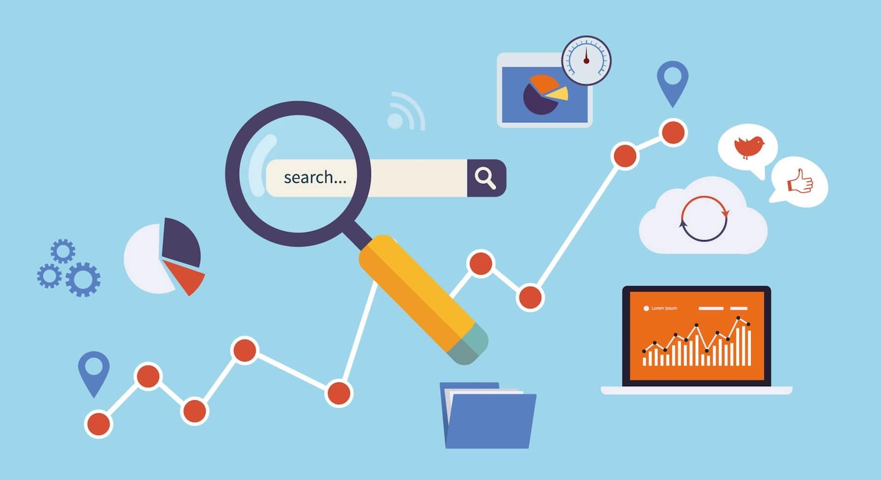 lista dei motori di ricerca più utilizzati e famosi