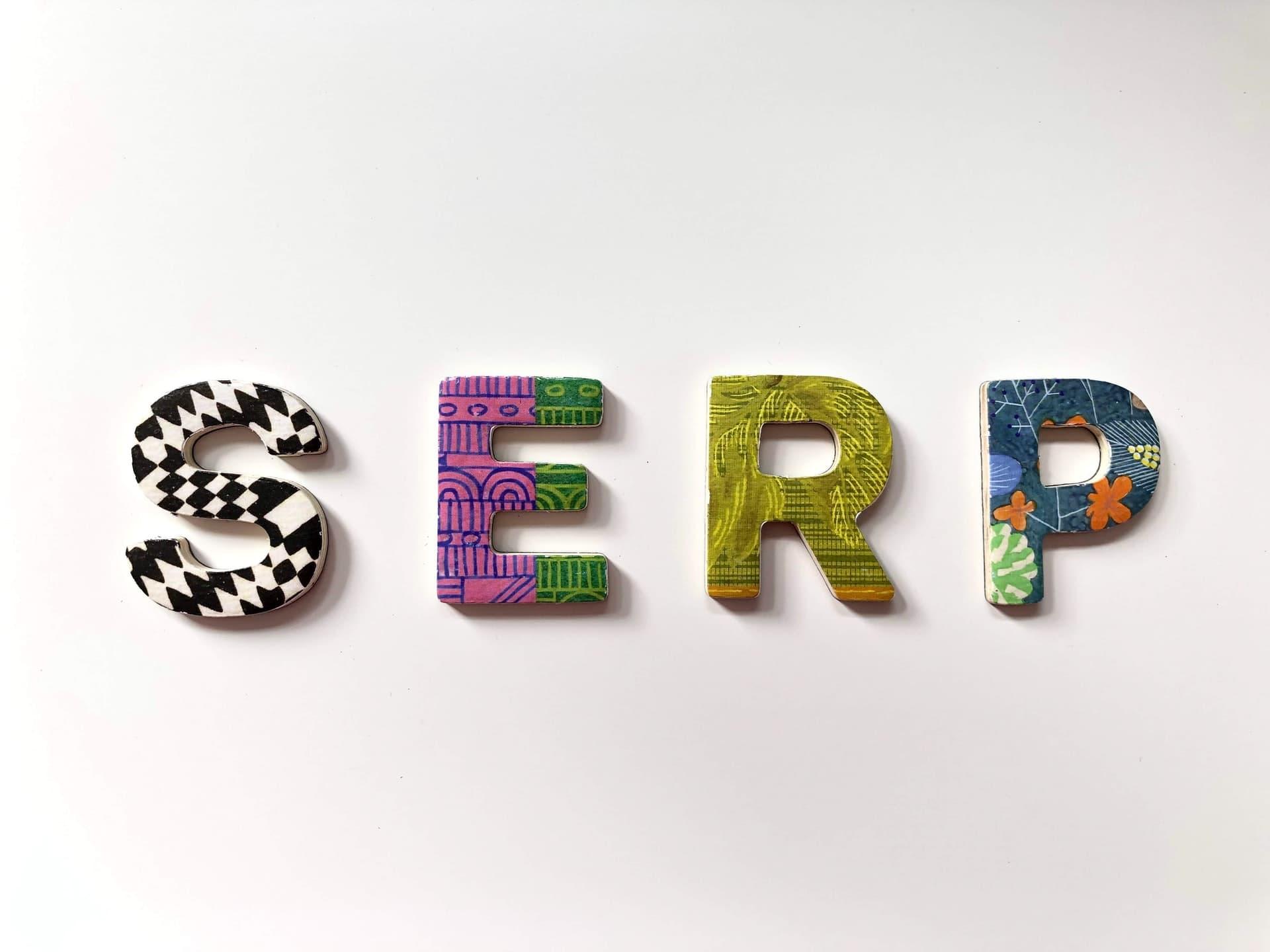 Che cos'è una SERP?