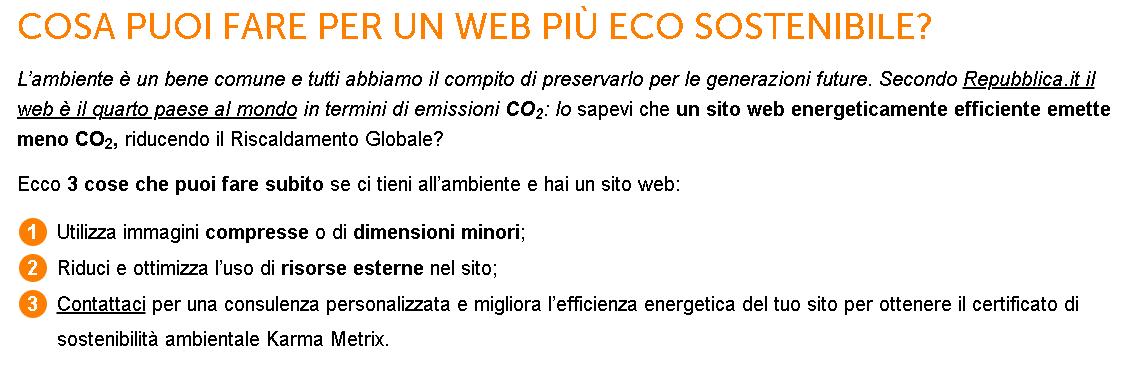 cosa puoi fare per ridurre emissioni co2